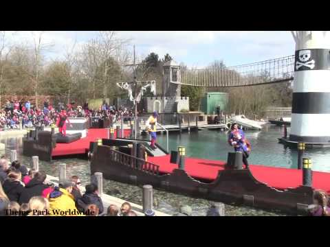 Pirates Of Skeleton Bay 2013 - Legoland Windsor Resort 1080p
