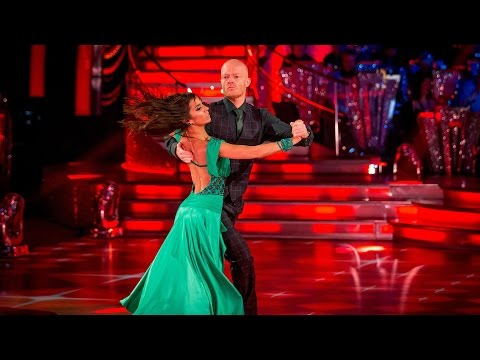 http://www.bbc.co.uk/strictlycomedancing Jake Wood and Janette Manrara dance the Tango to 'Toxic'.