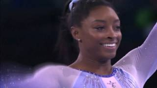 Simone Biles Floor Routine - Triple-Double | World Championships