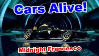 Cars 2: The video Game - Midnight Francesco - Runway Tour