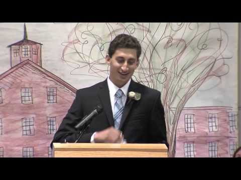 Benjamin Sack Commencement Speech at Moses Brown School