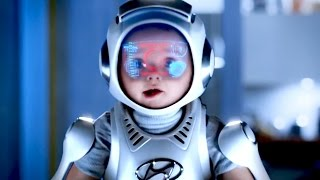 Hyundai Exobaby - Robot Baby Commercial