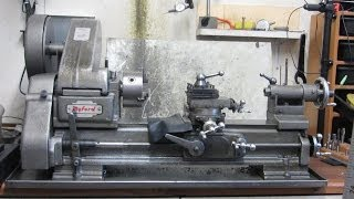 The Myford ML10 Lathe