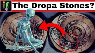 """Dropa Stone Discs """"IF"""" Ancient Chinese UFO Mystery?"""
