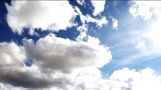 Cloud Rush Time Lapse HD - Sky Time Lapse in HD