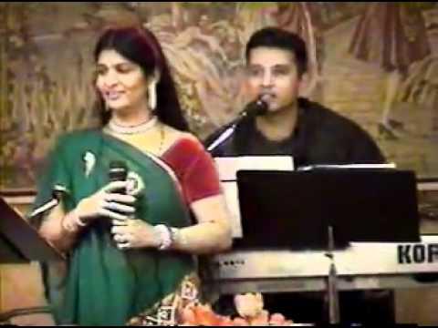 Ori Chori - Chitralekha Dixit with Salman Arif.flv
