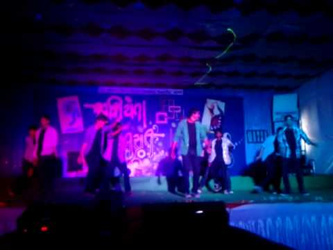 churake dil mera  b.a.t.u college dance
