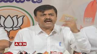 BJP Leader GVL Narasimha Rao Press Meet | Vijayawada