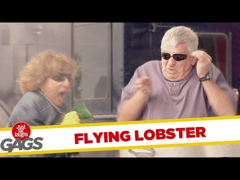Lobster Leaps for Life