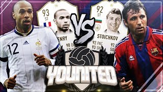 FIFA 19: ZWEITES YOUnited ICON Gruppenspiel REALFIFA VS SMEXY 😱😱 FIFA 19 Ultimate Team (Deutsch)