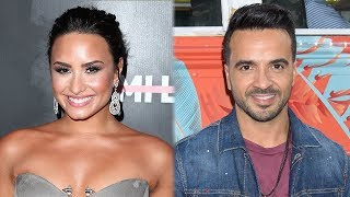 Download Lagu Demi Lovato Teases SPANISH Collab With Luis Fonsi Gratis STAFABAND
