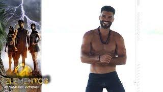 Adrián Di Monte, un cubano con mucho ritmo | Reto 4 Elementos