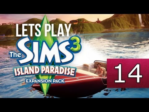Let's Play: The Sims 3 Island Paradise - [Part 14] - Finding Love