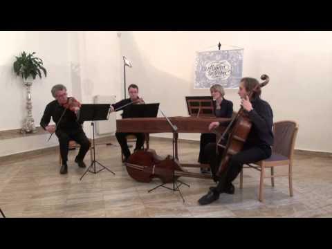 Corelli : Trio Sonata op.1, 3, A dur