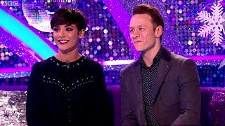 Frankie Bridge & Kevin Clifton - It Takes Two - Strictly Come Dancing - 16th December 2014