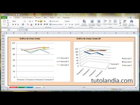 Excel 2010 Basico 51 Tipos de Grficos.