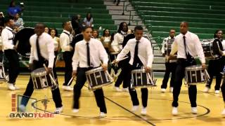 Collegiate Battle of the Drumlines:NCA&TSU Cold Steel Drumline (2015)