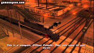 Let's Play: GTA San Andreas [PS2] [HD] - 01 - Game Intro