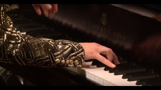 Lola Astanova Performs Gershwin 39 S Rhapsody In Blue With The All Star Orchestra 2016 Emmy Award