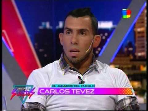Animales Sueltos - Carlos Tevez 20-08-2015 (COMPLETO)