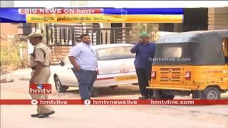 వీసా గడువు ముగిసిన నైజీరియన్లే లక్ష్యంగా దాడులు...!Hyderabad Police Arrests 5 Nigerians | hmtv