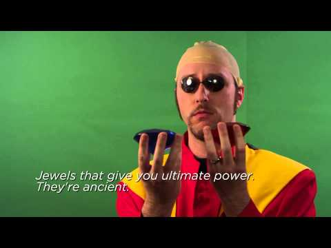 Doug Walker as Dr. Robotnik?