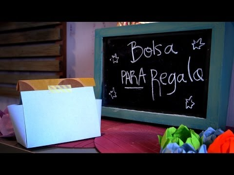 Gift·box de papel ¡fácil paso a paso! - Episodio 6: Crafting Studio