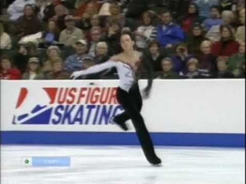 US Nationals 2008 Johnny Weir LP - Love is War