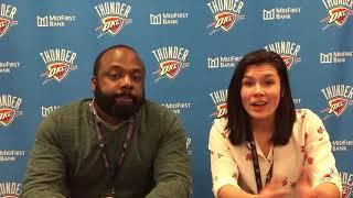 Thunder vs Lakers: OKC's  defense a no-show against Lakers