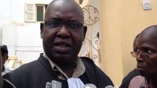 Me Cheikh Tidiane  Diouf, avocat de Racine Sy
