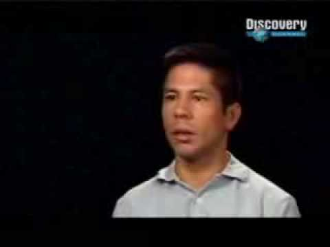 Jhon Frank Pinchado Documental De Discovery Channel 1/6