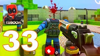 Kuboom - Gameplay Walkthrough Part 33 - Angry Man (Android Games)