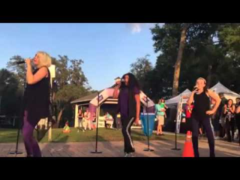 Elevate Studios performing at Relay for Life 2016
