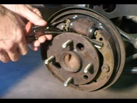 Rear Brake Job