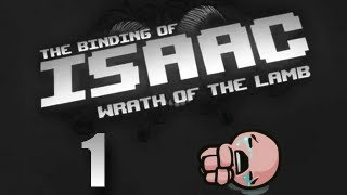Northernlion - The Binding of Isaac (Wrath of the Lamb) [Playlist 1]