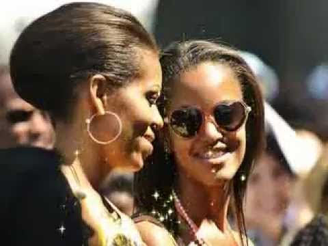 Malia Obama-The 1st Teen