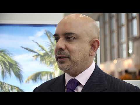 Sanjiv Ramdanee, chief executive, Maradiva Villas Resort & Spa