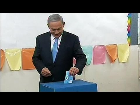 Netanyahu votes as polls open in Israeli election
