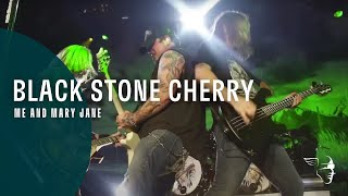 Клип Black Stone Cherry - Me & Mary Jane (live)