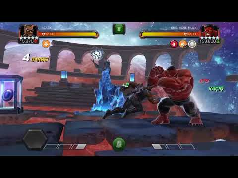 5/65 Blade Vs Lol Red Hulk Solo