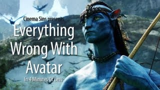 download lagu Everything Wrong With Avatar In 4 Minutes Or Less gratis