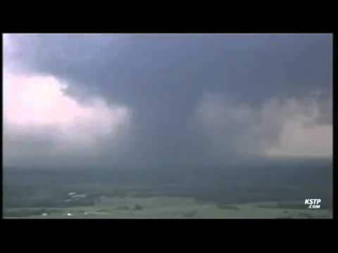 Time-Lapse Video: Tornado Rips through Oklahoma City Area