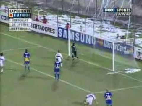 Olimpia vs. Boca Copa Libertadores 2002 4tos de Final