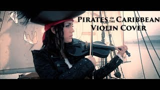 Pirates Of The Caribbean Viodance Violin Remix