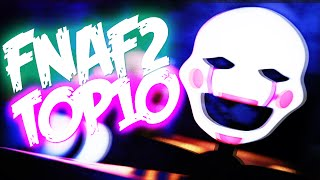 TOP 10 FAKTÓW O MARIONETCE Z FIVE NIGHTS AT FREDDY