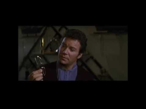Star Trek II: The Wrath of Khan Review (w/slides) - Montalban's Pecs, Saavik Fanfiction, & Moby Dick