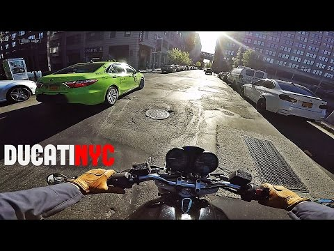 Ducati NYC Instagram, Daily Observations, Youtube Talk - v215