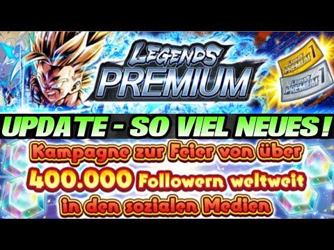UPDATE - So viel Neues! 😱 SSJ2 Son Gohan Banner, Cell Spiele & vieles mehr!   Dragon Ball Legends
