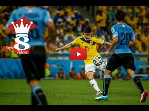 los videos de los 10 mejores goles: