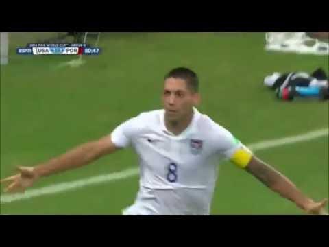 Clint Dempsey's 50 International Goals • Shine